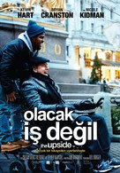 The Upside - Turkish Movie Poster (xs thumbnail)