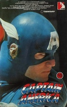 Captain America - Spanish Movie Cover (xs thumbnail)