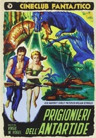 The Land Unknown - Italian DVD movie cover (xs thumbnail)