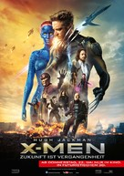 X-Men: Days of Future Past - German Movie Poster (xs thumbnail)