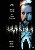 Ravenous - DVD cover (xs thumbnail)
