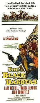 The Black Dakotas - Movie Poster (xs thumbnail)