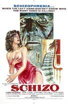 Schizo - Movie Poster (xs thumbnail)