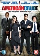 American Crude - British DVD movie cover (xs thumbnail)