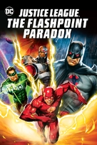 Justice League: The Flashpoint Paradox - Movie Cover (xs thumbnail)