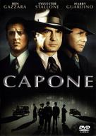 Capone - Czech DVD movie cover (xs thumbnail)