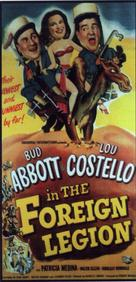 Abbott and Costello in the Foreign Legion - Movie Poster (xs thumbnail)