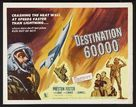 Destination 60,000 - Movie Poster (xs thumbnail)