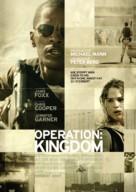 The Kingdom - German Movie Poster (xs thumbnail)