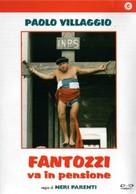 Fantozzi va in pensione - Italian DVD cover (xs thumbnail)