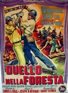 Red Skies of Montana - Italian Movie Poster (xs thumbnail)