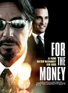 Two For The Money - Danish Movie Poster (xs thumbnail)