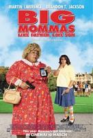 Big Mommas: Like Father, Like Son - Malaysian Movie Poster (xs thumbnail)