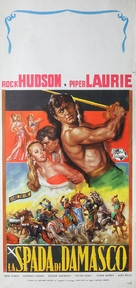 The Golden Blade - Italian Movie Poster (xs thumbnail)