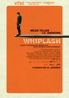 Whiplash - Slovak Movie Poster (xs thumbnail)