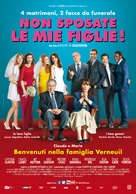 Qu'est-ce qu'on a fait au Bon Dieu? - Italian Movie Poster (xs thumbnail)