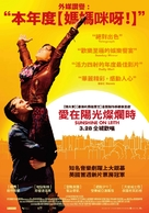 Sunshine on Leith - Taiwanese Movie Poster (xs thumbnail)