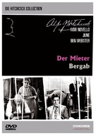 The Lodger - German DVD cover (xs thumbnail)