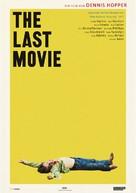 The Last Movie - German Movie Poster (xs thumbnail)