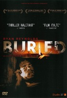 Buried - French DVD movie cover (xs thumbnail)