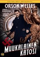 The Stranger - Finnish Movie Cover (xs thumbnail)