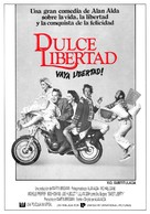 Sweet Liberty - Spanish Movie Poster (xs thumbnail)