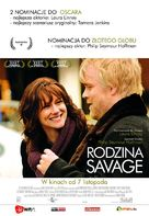 The Savages - Polish Movie Poster (xs thumbnail)