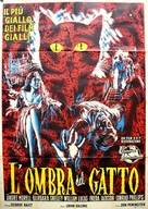 Shadow of the Cat - Italian Movie Poster (xs thumbnail)