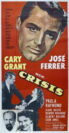 Crisis - Theatrical poster (xs thumbnail)