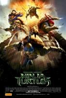 Teenage Mutant Ninja Turtles - Australian Movie Poster (xs thumbnail)