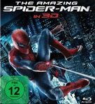 The Amazing Spider-Man - German Movie Cover (xs thumbnail)