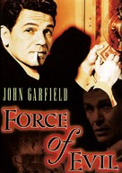 Force of Evil - DVD cover (xs thumbnail)