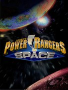 """""""Power Rangers in Space"""" - Movie Poster (xs thumbnail)"""