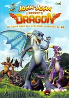 Dragones: destino de fuego - French Movie Cover (xs thumbnail)