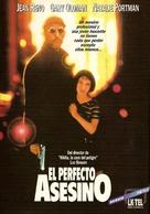 Léon - Argentinian Video release poster (xs thumbnail)