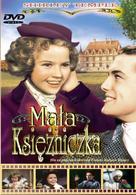 The Little Princess - Polish DVD cover (xs thumbnail)