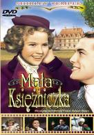 The Little Princess - Polish DVD movie cover (xs thumbnail)