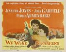 We Were Strangers - Movie Poster (xs thumbnail)