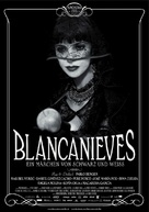 Blancanieves - German Movie Poster (xs thumbnail)