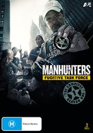 """Manhunters: Fugitive Task Force"" - Australian DVD movie cover (xs thumbnail)"