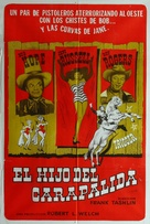 Son of Paleface - Argentinian Movie Poster (xs thumbnail)