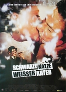 Crna macka, beli macor - German Movie Poster (xs thumbnail)