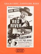 Red River - British Movie Poster (xs thumbnail)