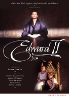 Edward II - German Movie Cover (xs thumbnail)