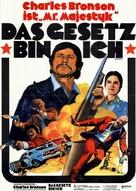 Mr. Majestyk - German Movie Poster (xs thumbnail)