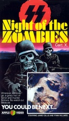 Night of the Zombies - Movie Cover (xs thumbnail)