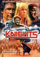 Knights - French DVD cover (xs thumbnail)