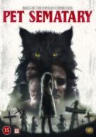Pet Sematary - Danish DVD cover (xs thumbnail)