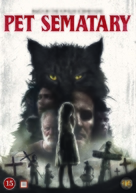 Pet Sematary - Danish DVD movie cover (xs thumbnail)