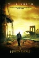 I Am Legend - Vietnamese Movie Poster (xs thumbnail)